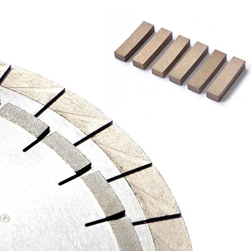 Arix diamond saw blade and segment