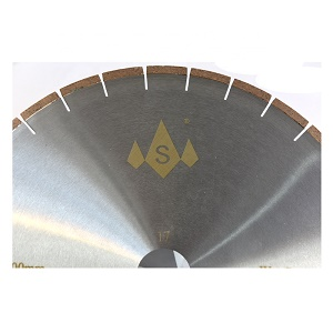 350mm-600mm Fast Cutting Granite Stone Diamond circular Saw Blades