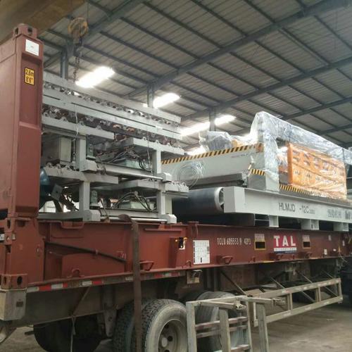 Automatic polishing machine of large slab for quartz, granite or m
