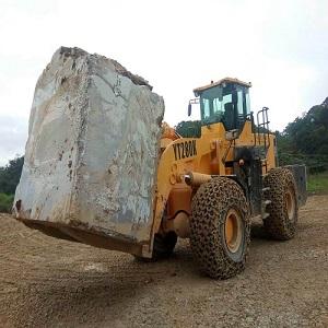 28 tons Forklift loader
