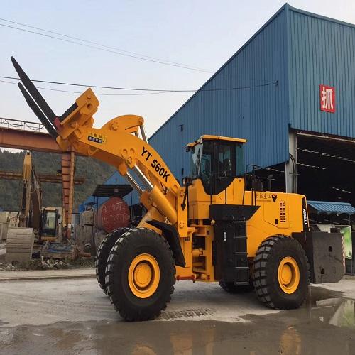 56 tons Forklift loader