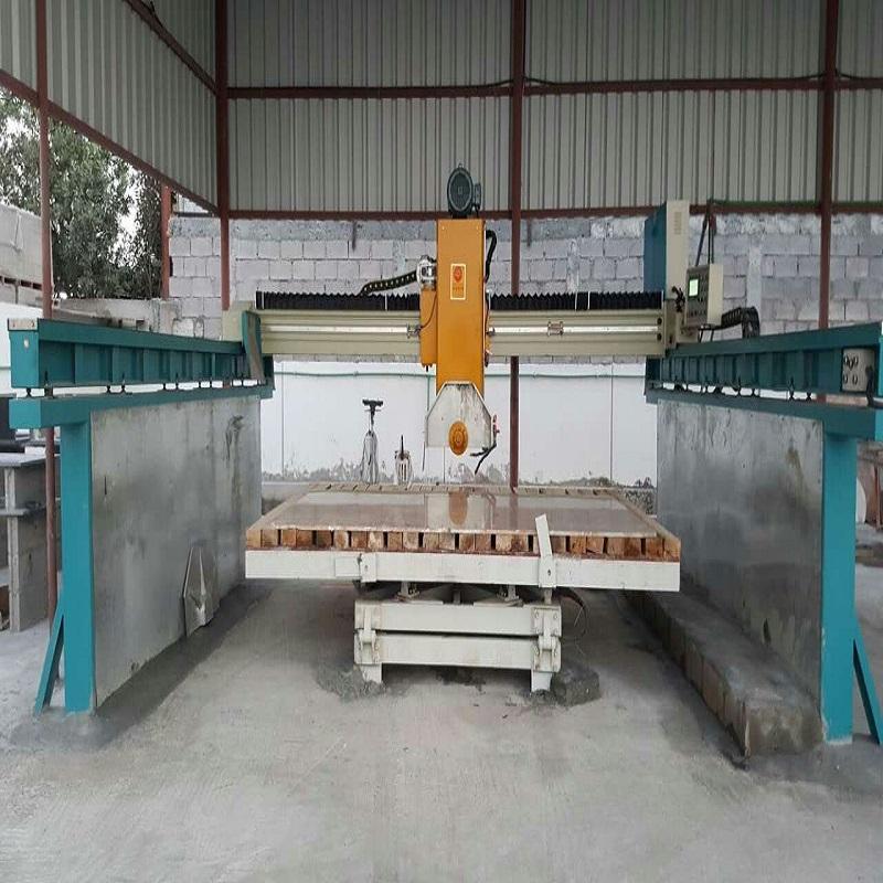 Infrared rays automatic bridge cutting machine