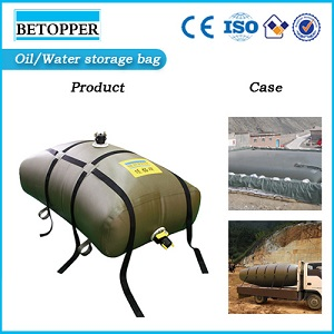 oil/water storage bag