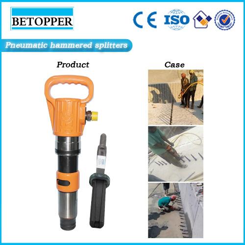 pneumatic hammered splitters