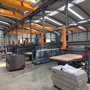SQC-450/600/700 Bridge Cutting Machine