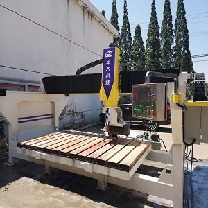 Automatic integrated bridge cutting machine  ZDH-350