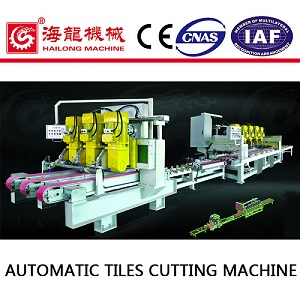 Automatic line edge cutting machine