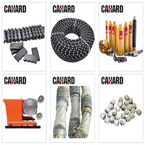 Diamond wire for concrete cutting , Diamond wire for marble and granite cutting
