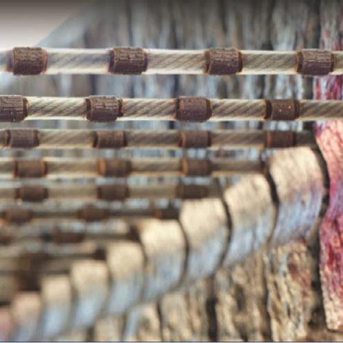 roWire Diamond Wire for Multi Wire Machine for Granite Block Cutting into Slabs