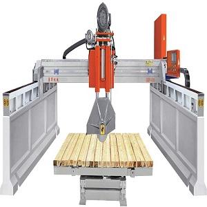 Infrared Fully Automatic Bridge Type Edge Cutting Machine