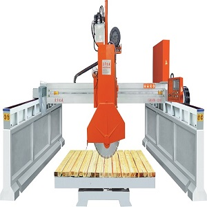 Infrared Fully Automatic Bridge Type Thick Slab Edge Cutting Machine
