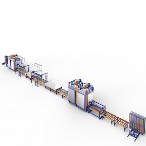 Dynamic Storage Resin Line