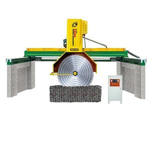 Hydraulic Bridge Block Cutting Machine