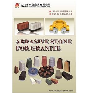 ABRASIVE  for Granite