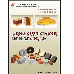 ABRASIVE  for Marble