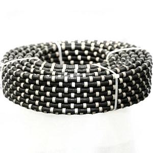 rubberized diamond wires