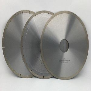 Ceramic diamond saw blade