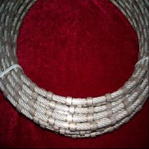 Diamond wire for stationary machines block squaring 11mm