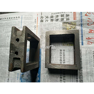 Iron Frame, sintering frame, cast iron frame, diamond segment frame