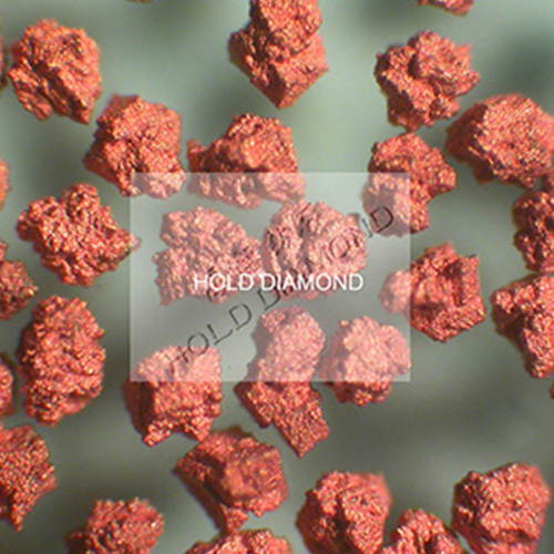 Coated Diamond Powder