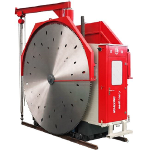 Double-head Quarry Combination Saw Machine