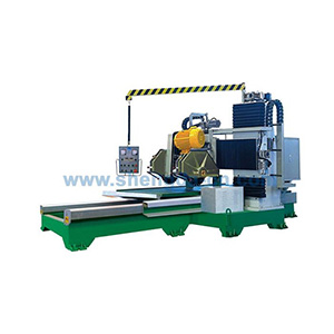 Multifunctional profile machine