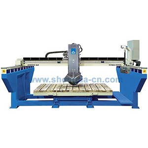Bridge cutting machine