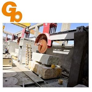 GBQQJ-2200/2500B Granite Block Stone Cutting Machine