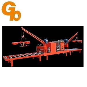 GBHS-600/800 Auto Stone Flaming Machine