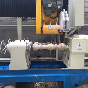 Solid column pillar cutting machine / CNC solid column pillar cutting machine