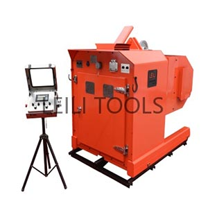 Wire saw machine for quarry